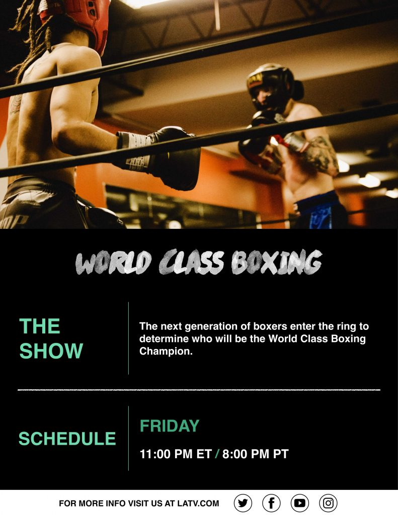 World Class Boxing